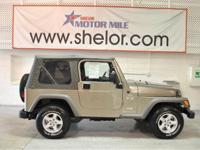 Options Included: N/ADoes it all! This fantastic Jeep