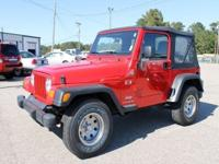 Options Included: Air Conditioning, Four Wheel Drive,