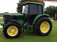 2005 John Deere 6420 Tractor. 2005 John Deere 6420