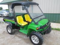 2005 John Deere Gator HPX with 900 hours, 20 HP gas