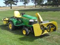 700 Hours, Well maintained. Kawasaki Motor OHV V valve,