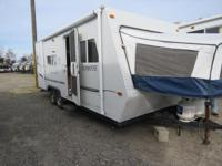 (856) 672-3381 ext.1660 2005 K-Z Coyote 23 features: