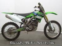 2005 Kawasaki KX250F For off-road riding or motocross