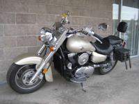 2005 Kawasaki Vulcan 1600 Classic Fuel Injected Liquid