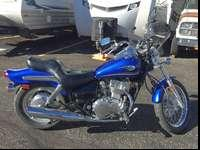 For Sale 2005 Kawasaki Vulcan EN500C10Used Very Little,
