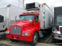 2005 Kenworth T-300/Dump Truck,173,000 miles/New Long