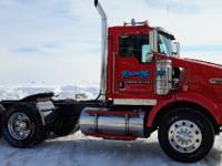 2005 KENWORTH T800, 813,000 miles, Excellent condition,