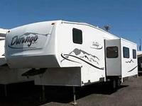 2005 Keystone Durango 315BH. Previously owned Certified