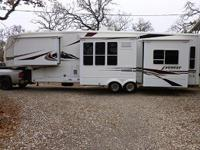 our very nice 2005 Keystone Everest (364Q) is a 36 ft.,