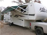 2005 Keystone Everest 364Q, Purchased used in 2009, our