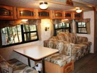 2005 Keystone Montana Mountaineer Travel Trailer The