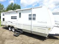 2005 Keystone Outback 28BHS 4655B Good Condition Dry