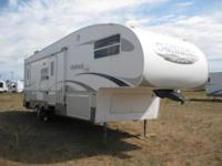 2005 KEYSTONE OUTBACK FIFTH WHEEL TRAILER Our Location