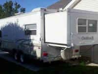 2005 Keystone Outback RS23 Travel Trailer This is the