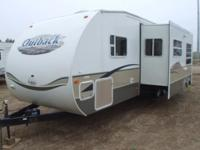 You have to see it to believe it! 2005 Keystone Outback