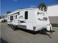 2005 Keystone Raptor 3018, Excellent Condition, Like