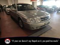 2005 Kia Optima LX FWD Automatic 2.4L I4 DOHC 16VIf you