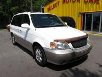 Options Included: N/A2005 Kia Sedona EX, 6 cylinder,
