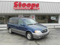 Options Included: 4-Wheel Anti-Lock Braking System,