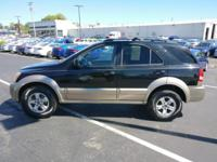 Check out this 2005 Kia Sorento . Its transmission and