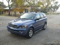 I am selling my 05 Kia Sorento LX model with 125k miles