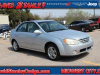 4D Sedan, Automatic, and FWD. Silver Bullet! Power To