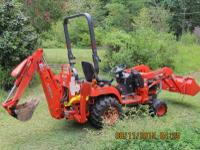 Please text me at (231) 242-3324  Make: Kubota Model: