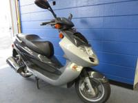 2005 Kymco Bet & Win 150 Ultra Affordable Kymco Bet &