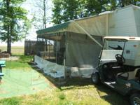 IN VERY GOOD CONDITION AND ROAD READY. SET AT FOX LAKE