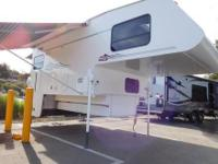 "2005 Lance Cabover Camper Model 1181 (11'6"") For a Long"