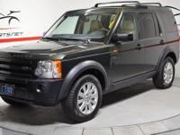 2005 Land Rover LR3 SE- Java black pearlescent over