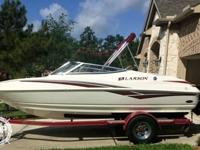 2005 Larson 186 Senza First owner and freshwater just!