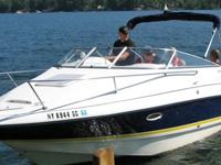 ```This is a fun boat in great mechanical shape. The