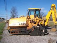 2005 LeeBoy 7000 PAVER 8' TO 13' HYDRAULICALLY