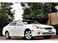 2005 LEXUS ES 330 SEDAN - AUTO, AIR, POWER PACKAGE,
