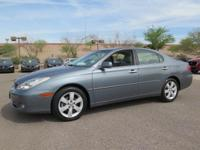 Options:  2005 Lexus Es 330|Green|New Price! Clean
