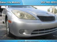 2005 Lexus ES 330 Sedan FOR SALE in Gainesville near