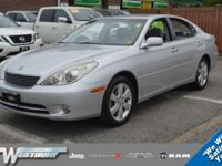 2005 LEXUS ES330 LOCAL TRADE WITH CLEAN CARFAX!!!! NEW