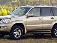 2005 Lexus GX 470 For Sale.Features:Traction Control,