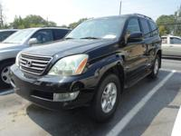 Options:  2005 Lexus Gx 470 You Can Contact Us At (803)