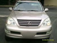 Options:  2005 Lexus Gx 470 |Clean Local Trade ! Lexus