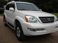 2005 Lexus GX470 (looks like a 2011 same body) 4x4 This