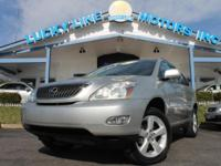 2005 Lexus RX 330 4WD with powerful V6, 3.3 L engine