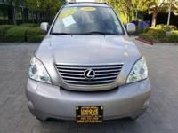 Options:  2005 Lexus Rx 330 Base Awd 4Dr Suv|Silver|18