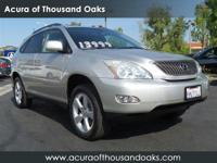 Options:  2005 Lexus Rx 330|Silver/|V6 3.3L