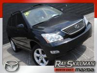 This 2005 Lexus RX 330 is quite the luxury, premium