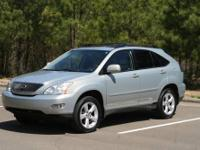 2005 Lexus RX330 with Bamboo Pearl exterior and Gray