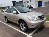 Pre-Owned 2005 Lexus RX 330. Bamboo Pearl over Light