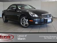 Special Pebble Beach Limited Edition 2005 Lexus SC 430!