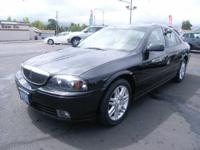 W/Sport Pkg trim. Leather Interior, Multi-CD Changer,